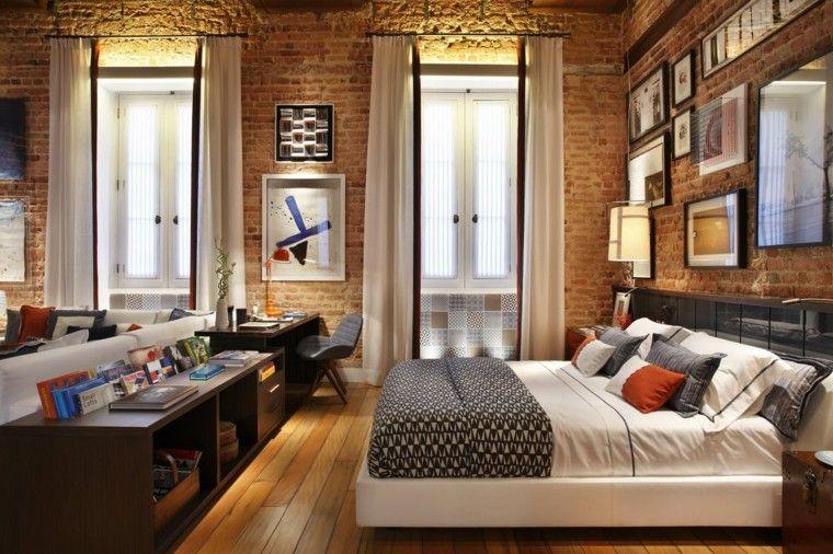 Decoracion Loft 25 Ideas Para Especios Maravillosos - Decoracion-de-loft-pequeos