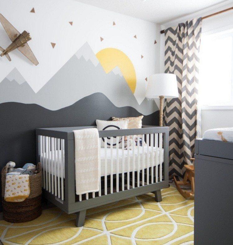 Dise o habitaciones infantiles y paredes de ensue o - Wandsticker jugendzimmer ...