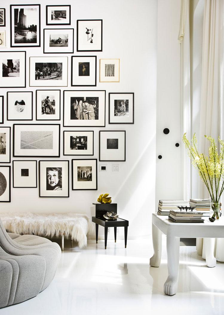 decorar cuarto imagenes pared blanca ideas