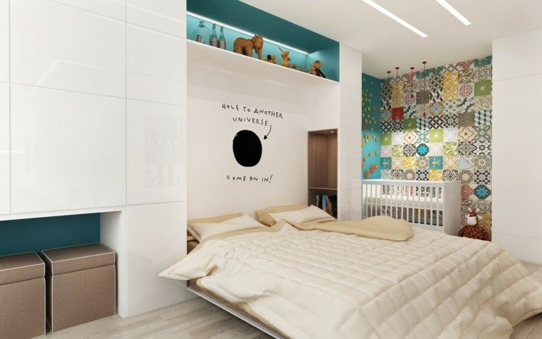 Decorar espacios peque os es muy f cil con estas ideas - Dormitorios juveniles espacios pequenos ...