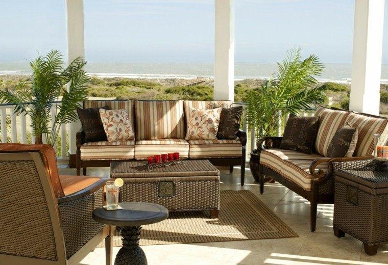 decorar terrazas peque as ideas muy originales y atractivas