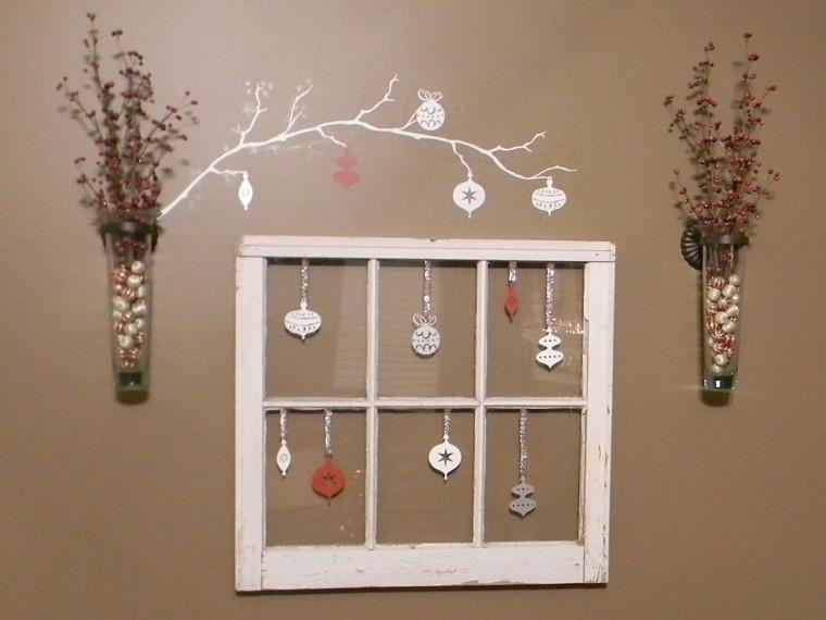decorar paredes marco ventana falsa