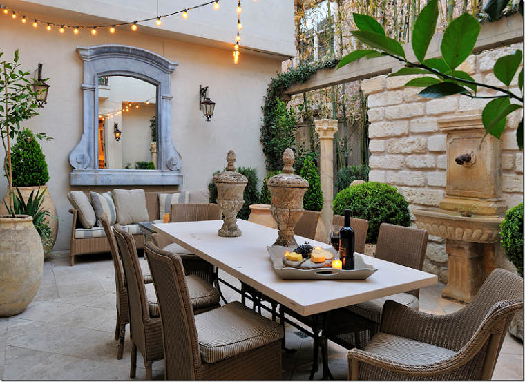 Ideas para terrazas peque as - Muebles para terraza pequena ...