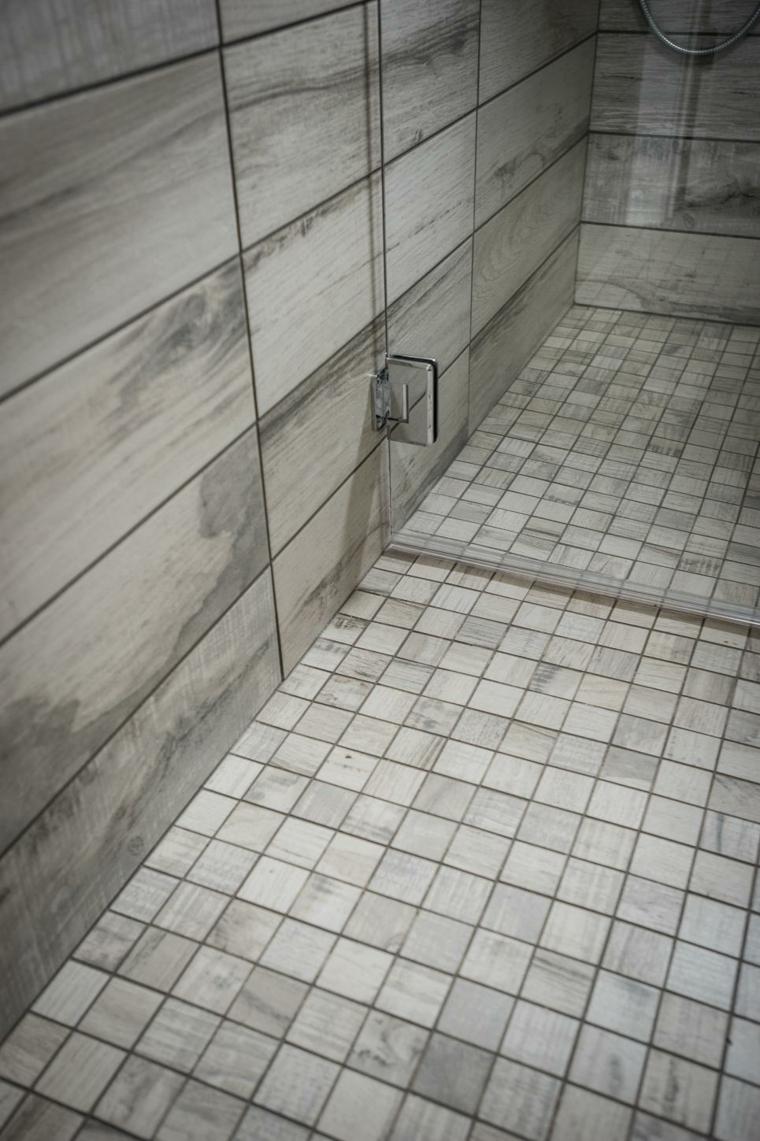 detalle madera envejecida gris efecto