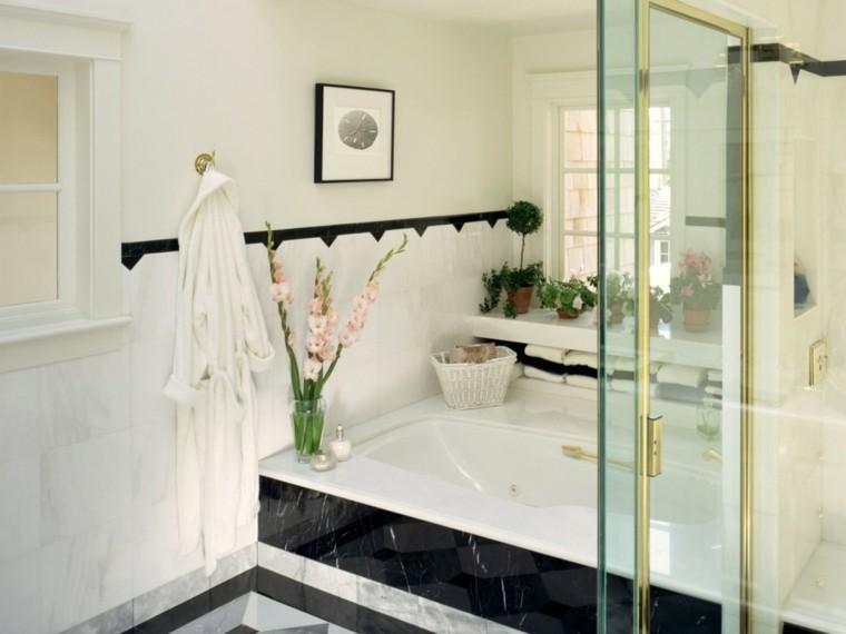 diseño decoracion espejo ambiente bañera