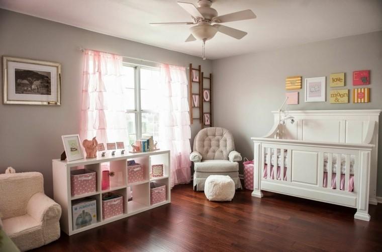 Decoracion habitacion bebe   cincuenta diseños geniales