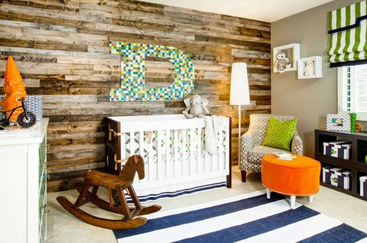 diseño habitaciones infantiles balance mueble alfombra