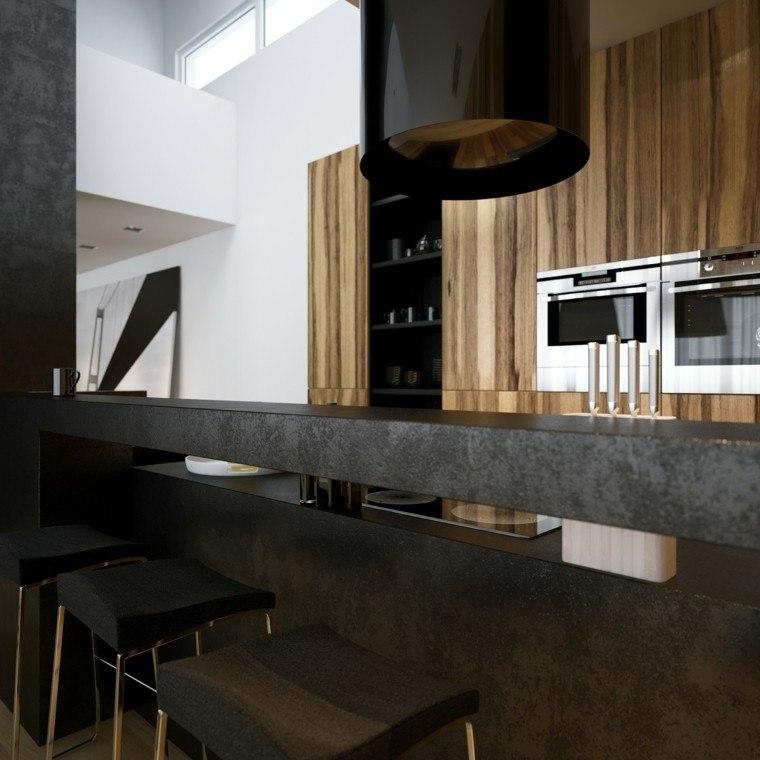 diseño cocina estilo moderno