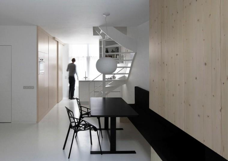 diseño minimalista piso moderno ideas para decorar una casa