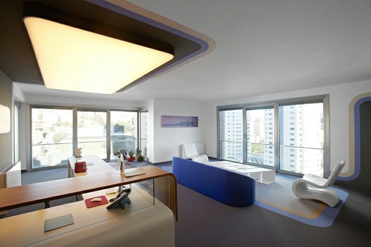 diseño techo piso diseño moderno