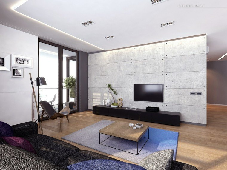 diseño sala link studio