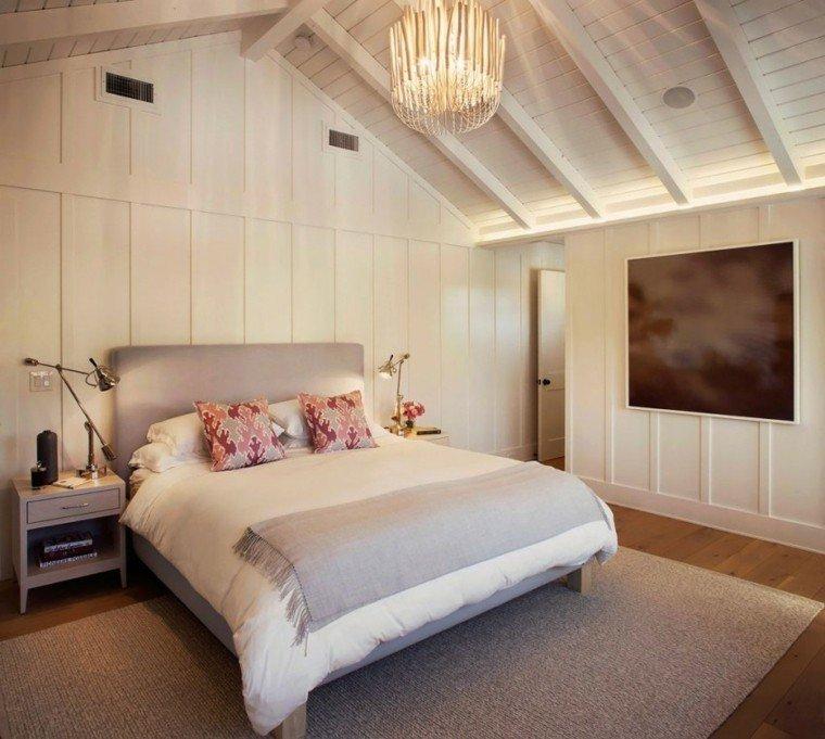 Decoraci n de interiores modernos en gris y blanco for Combinar colores de pisos y paredes