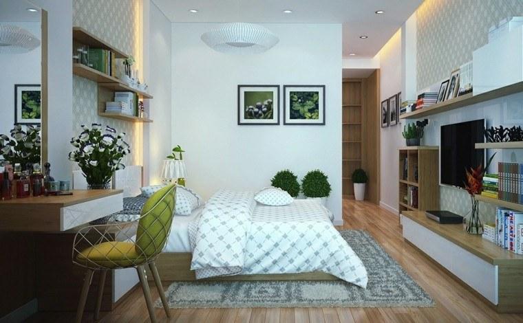 Fotos habitaciones juveniles para chicos y chicas modernos for Dormitorios femeninos modernos