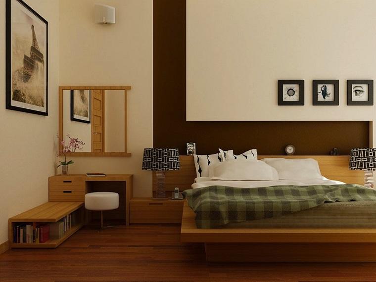 dormitorio estilo minimalista moderno decoracion zen ideas