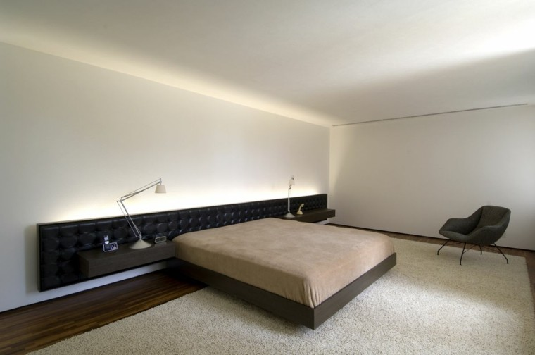 Interiores minimalistas 100 ideas para el dormitorio for Small room minimal design