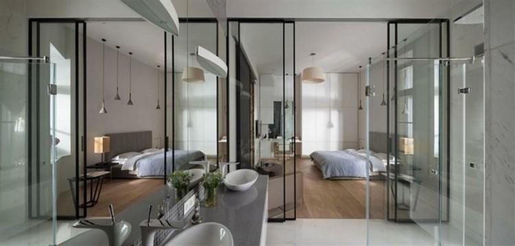 dormitorios dos vistas baños modernos