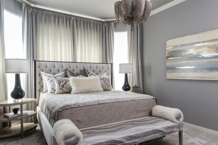 dormitorios-matrimoniо-modernos-color-gris-claro-pared