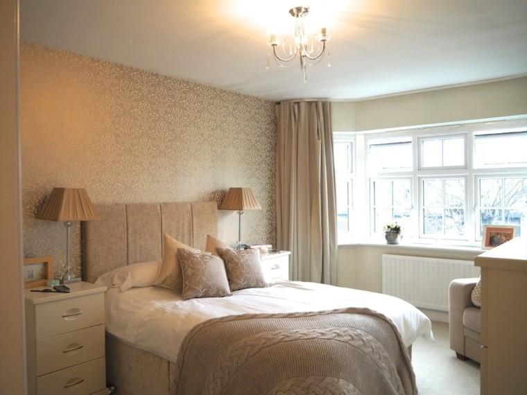 Dormitorios matrimonio modernos 70 ideas sensacionales - Best color combination for bedroom ...