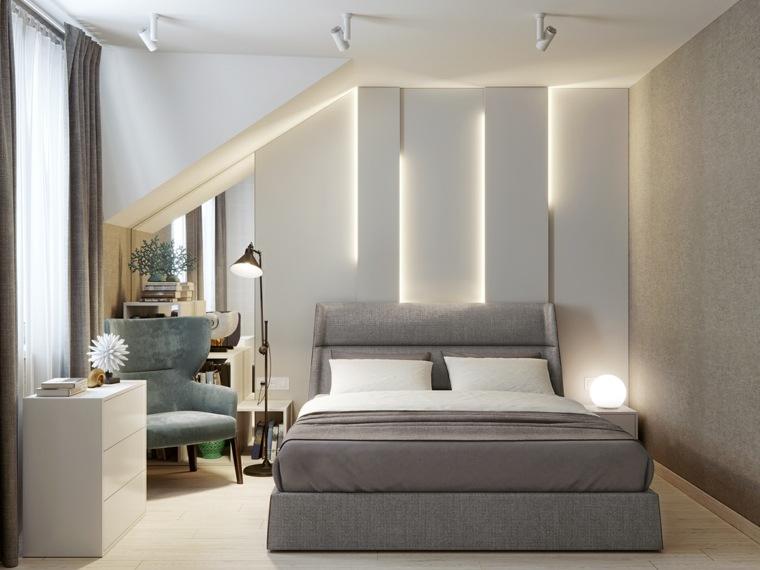 Dormitorios matrimonio modernos 70 ideas sensacionales -
