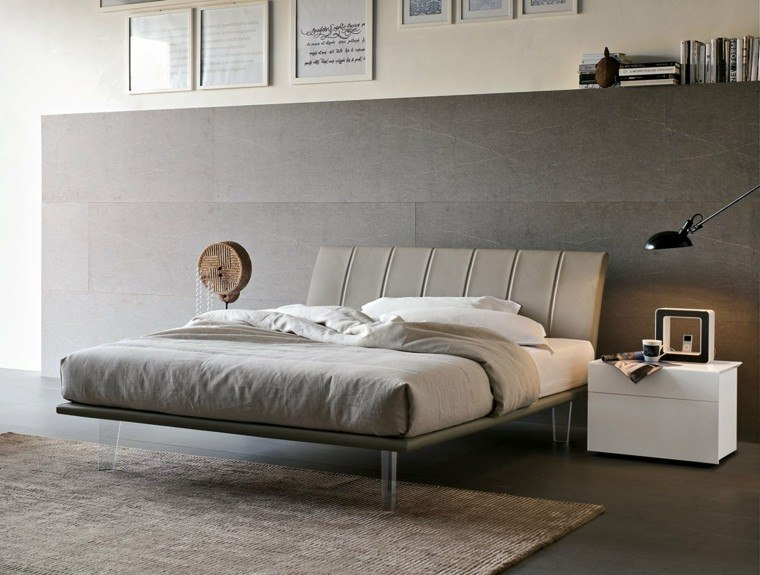 dormitorios matrimonio modernos estilo minimalista ideas