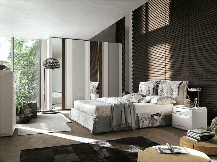 Dormitorios matrimonio modernos 50 ideas sensacionales for Habitaciones de matrimonio modernas