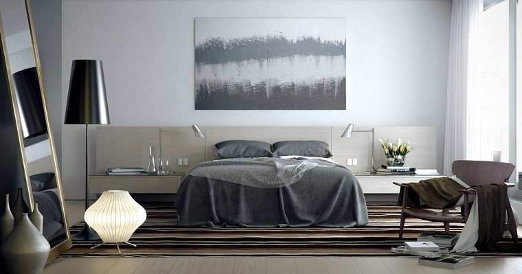 Escapada rom ntica en ti propio dormitorio 50 ideas for Espejo grande dormitorio