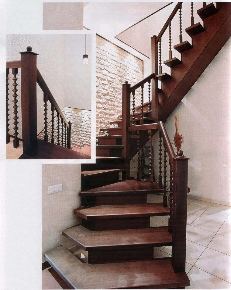 Decorar escaleras con estilo 50 ideas for Home designer stairs with landing