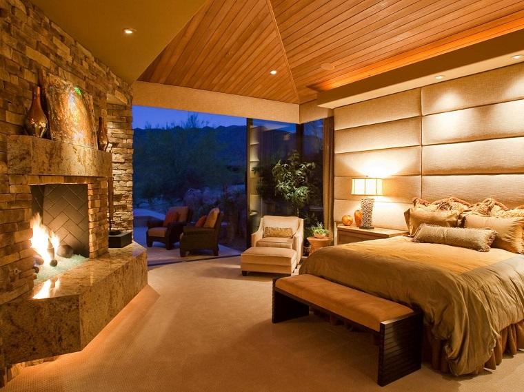 Escapada romàntica en ti propio dormitorio 50 ideas