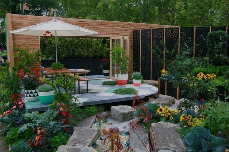 espacio para jardines peque os 75 dise os impresionantes