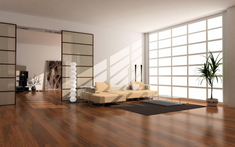 espacioso salon estilo minimalista modernodiseño de salones grandes