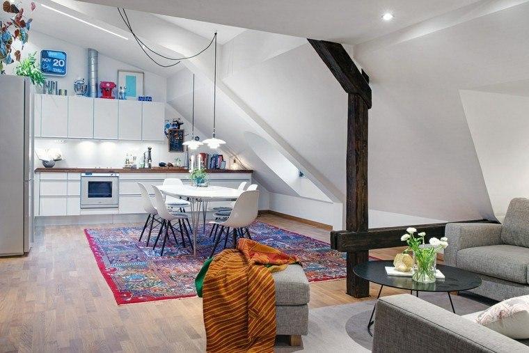 estupendo diseños de cocina alfombra