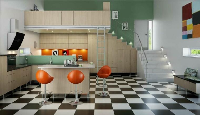 estupendos diseños de cocina