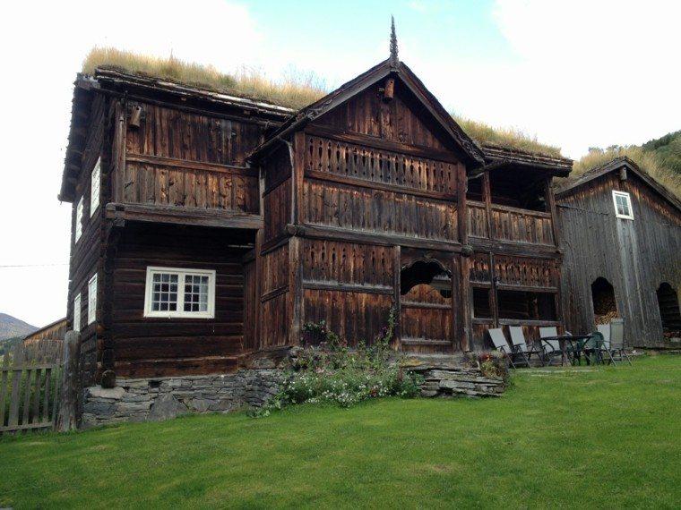 Fachadas De Casas Rusticas Cincuenta Dise 241 Os Con Encanto