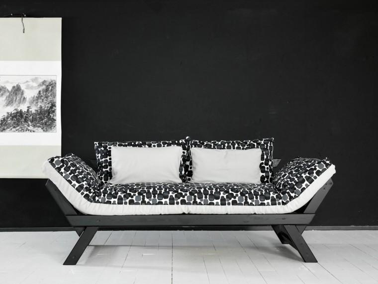 futon sofa cama diseño japones