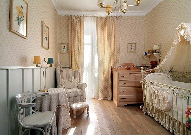 habitacion-bebe-diseno-clasico-moderno