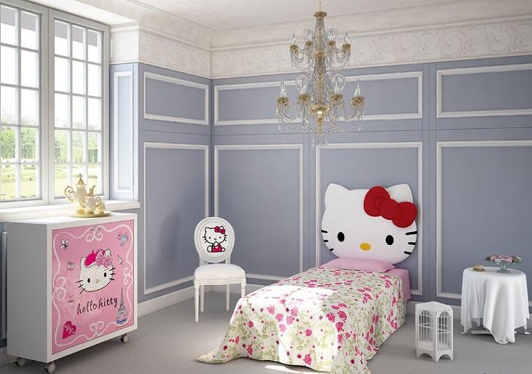 habitacion chica color gris paredes cama preciosa ideas