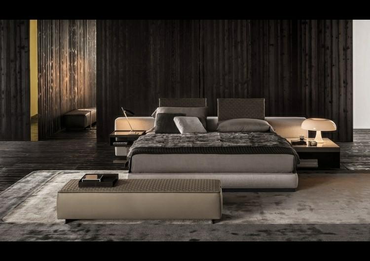 habitacion moderna muebles de diseño