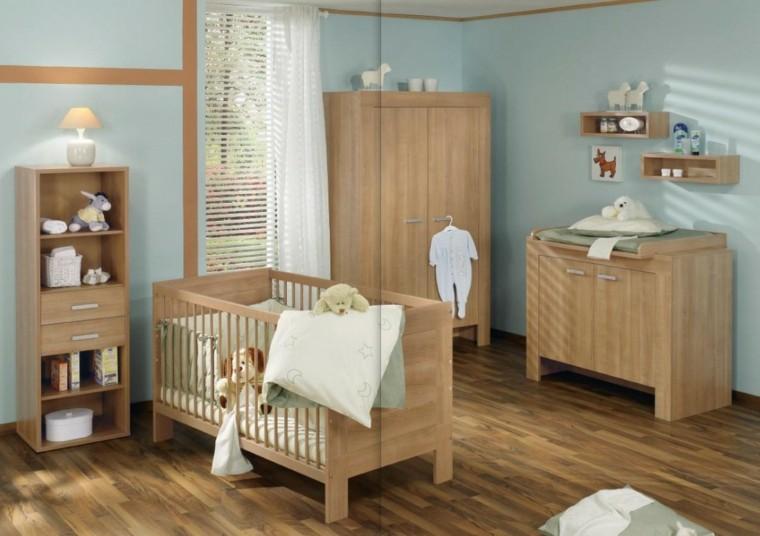 Habitaciones para bebes 25 dise os de inter s - Suelo habitacion ninos ...