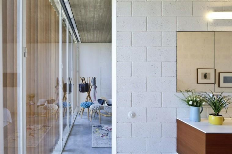 Ideas creativas para la pared de tu casa 50 fotos originales for Tipos de piedras para paredes interiores