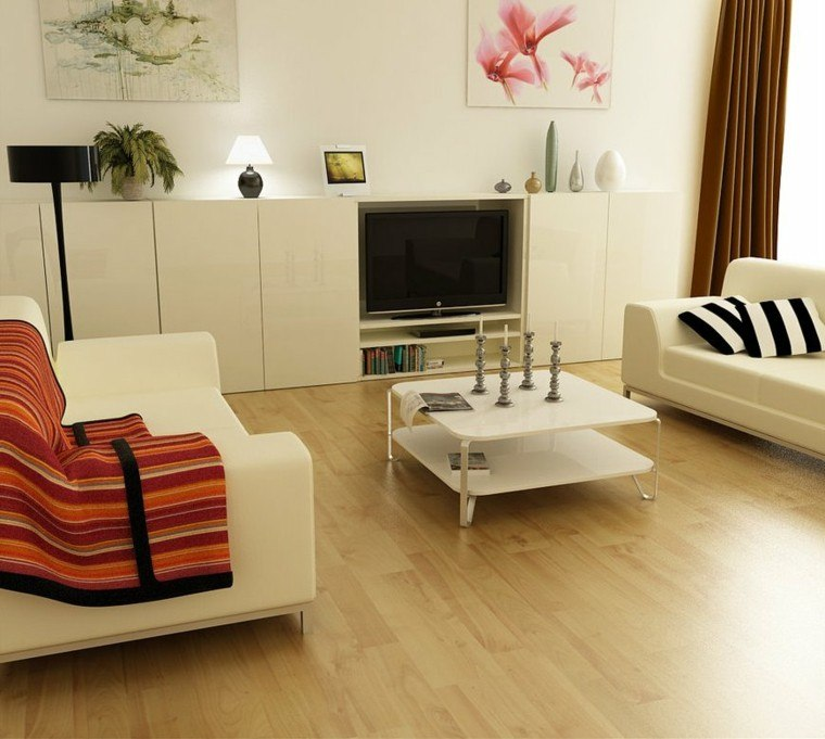 ideas decorativas sala estar