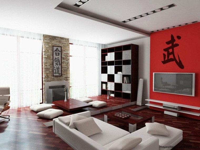 ideas decorar interiores estilo oriental