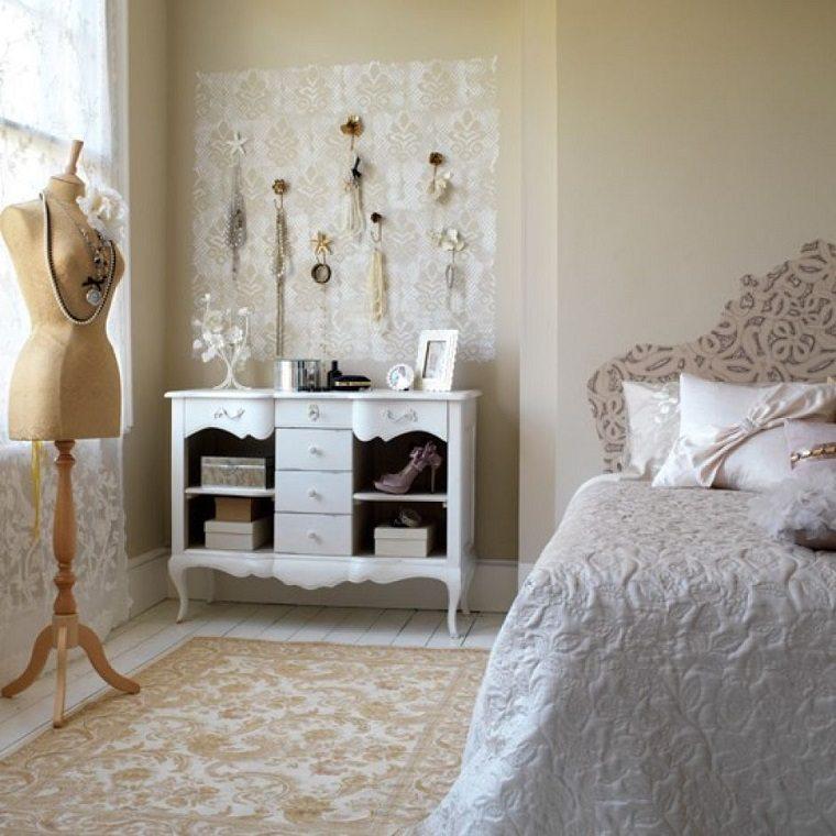 ideas-originales-disenar-dormitorio-estilo-vintage