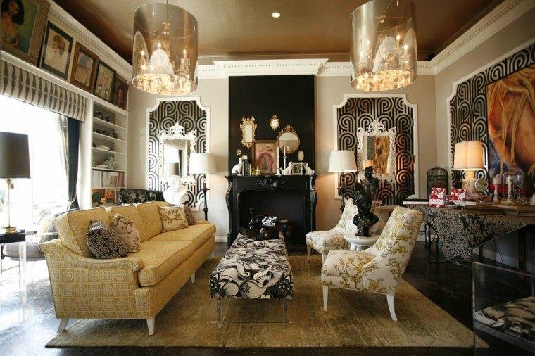 ideas para decorar una casa estilo barroc
