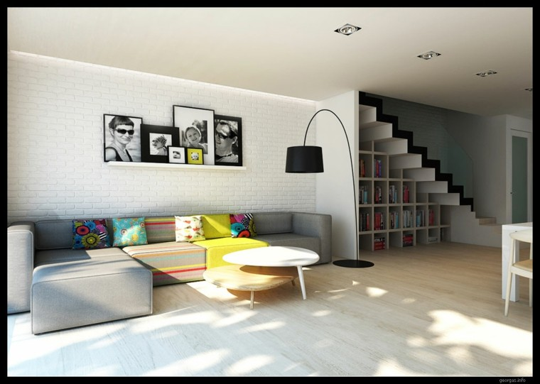 Ideas para decorar una casa cien ejemplos for Ideas para remodelar una casa pequena