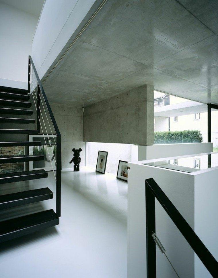 Interiores de casas modernas 25 estupendas ideas for Estilo moderno diseno de interiores caracteristicas