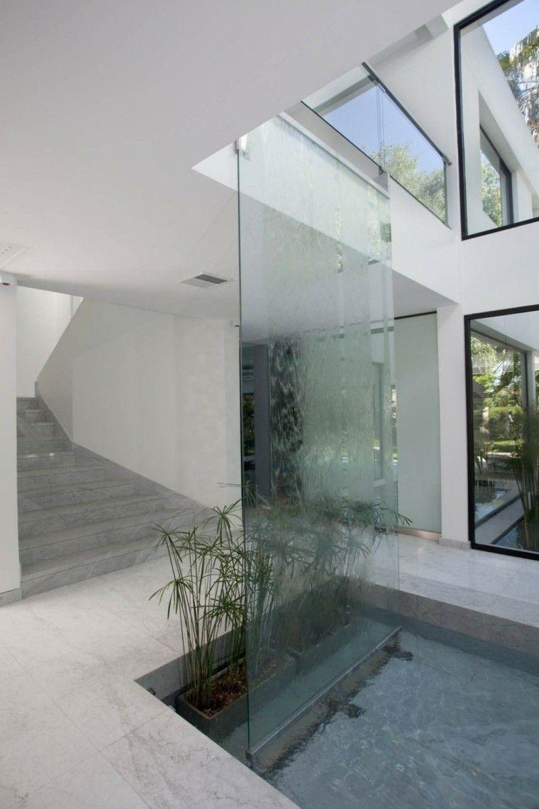 Patio interior cincuenta ideas modernas para decorarlo for Terrazas japonesas