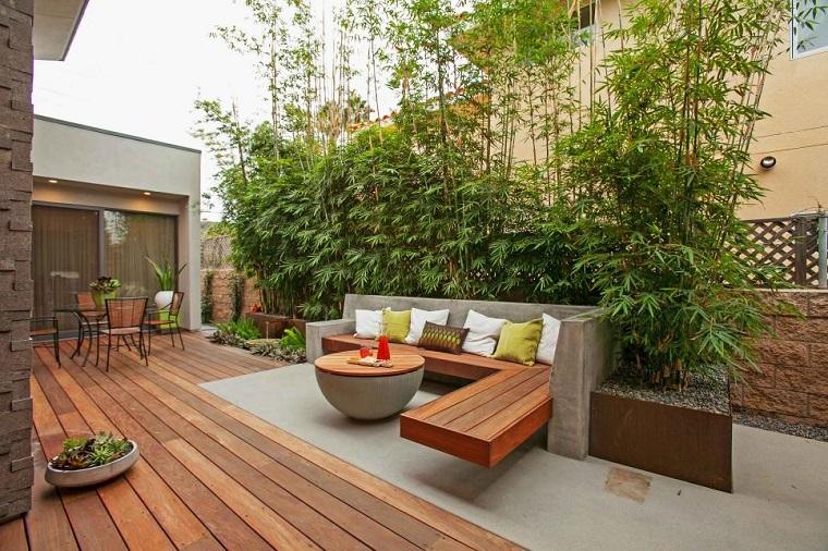 Decoraci n de jardines ideas nicas para decorar jardines - Suelos para jardines pequenos ...