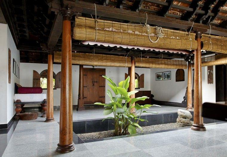 diseño jardines zen para interior