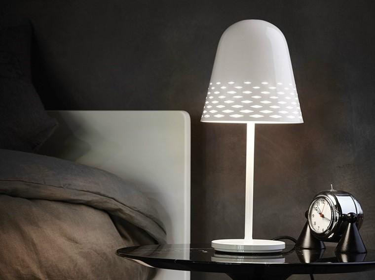 L mparas de mesilla de noche ideas que deslumbran - Lamparas de mesa originales ...