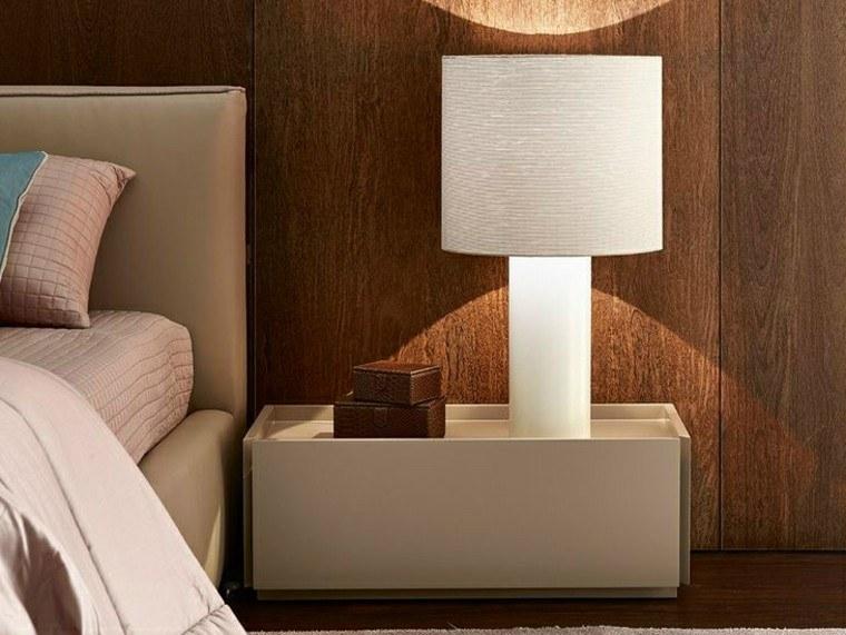 Lámparas de mesilla de noche ideas que deslumbran -